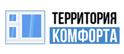 Логотип компании Территория комфорта