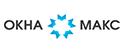 Логотип компании Окна Макс