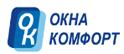 Логотип компании Окна комфорт