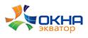Логотип компании Окна Экватор