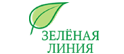Логотип компании Green line