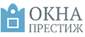 Логотип компании Окна Престиж