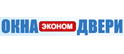Логотип компании ОкнаДвериЭконом