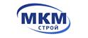 Логотип компании МКМ строй