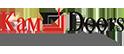 Логотип компании KamDoors