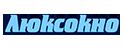 Логотип компании Люксокно