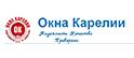 Логотип компании Окна Карелии