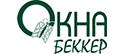 Логотип компании Окна Беккер