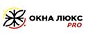 Логотип компании Окна Люкс PRO