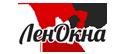 Логотип компании ЛенОкна