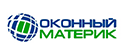 Логотип компании Оконный Материк