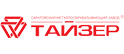 Логотип компании Тайзер