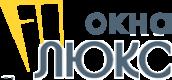 Логотип компании Окна ЛЮКС