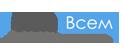 Логотип компании Окна Всем