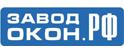 Логотип компании Завод окон рф