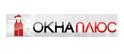 Логотип компании Окна Плюс
