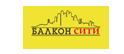 Логотип компании Балкон сити