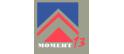Логотип компании Момент-13